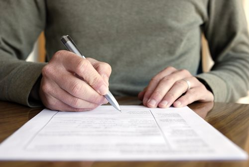 Form I-864 Affidavit of Support Form