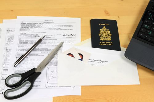 How do I renew my passport?