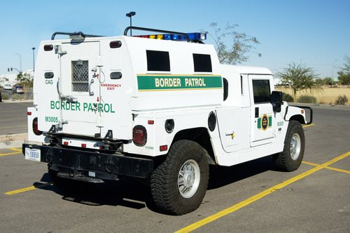 Types Of Vehicles Available to Border Patrol
