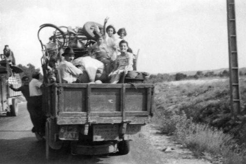 Soviet Union Jewish Refugees