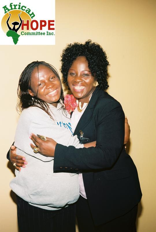 Bringing Hope to Many - The African Hope Committee